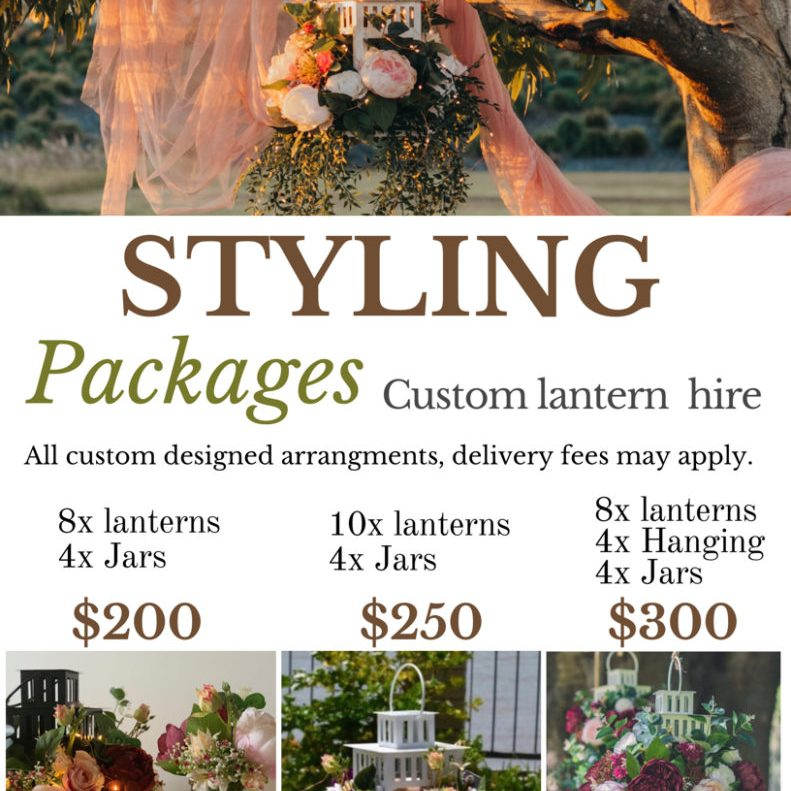 Brisbane styling packages